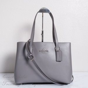 NWT Coach Leather Avenue Tote/Crossbody
